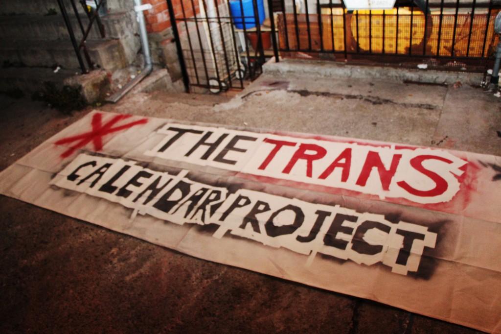 The Trans Calendar Project - Fresh Print