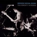 You Forgot in People- Broken Social Scene