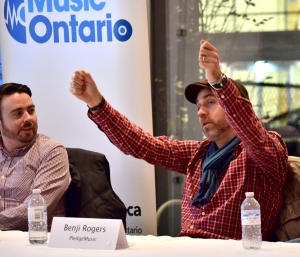 Musicians learn from the pros at the Music Ontario Seminar - Toronto
