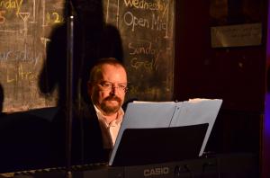 Open mic at Ein-Stein's Cafe and Pub - Dimitar Pentchev