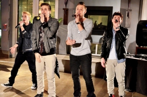 A Live Session with 4Count at the Aloft Hotel