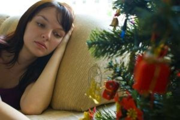 Alone For Christmas.Six Great Tips On Celebrating Christmas Alone Fresh Print