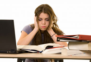 essay on examination and its stress on students Stress and its effects on medical students: a cross-sectional study at a college of medicine in saudi arabia.