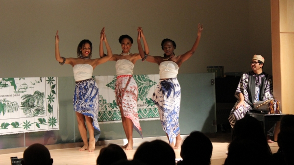 Tsingory Dance Troupe Presents: Dances of Madagascar