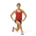 Curtsy Lunge - 5 Exercises to Build a Better Booty