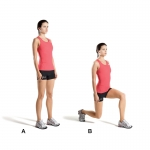 Lunges - 5 Exercises to Build a Better Booty