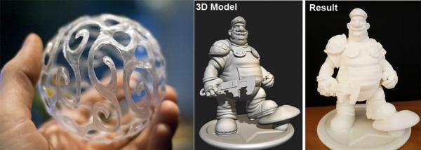 A New Era Of Printing - 3D Printing
