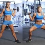 Squats - 5 Exercises to Build a Better Booty