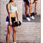 Stiff Leg Dead Lifts - 5 Exercises to Build a Better Booty