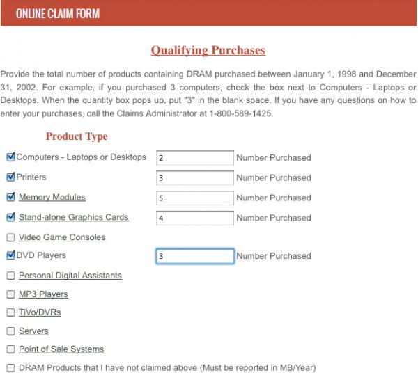 Lawsuit Against DRAM Manufacturers - Fresh Print Magazine