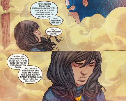 Kamala Khan is a Marvel - Fresh Print Magazine