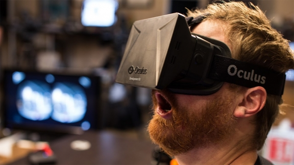 The Uprising Of Virtual-Reality - 2014