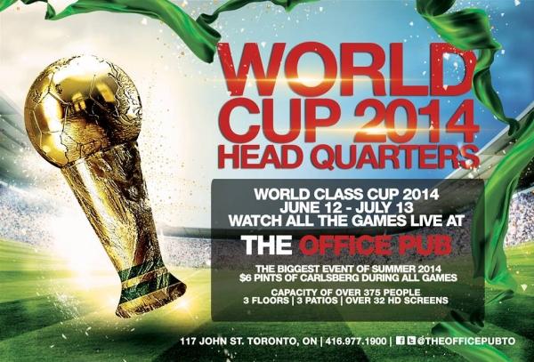 TheOfficePub - Watch 2014 FIFA