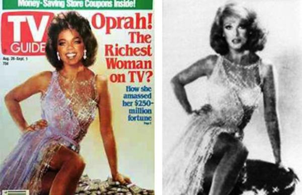 Worst Photoshop Scandals To Date - Fresh Print
