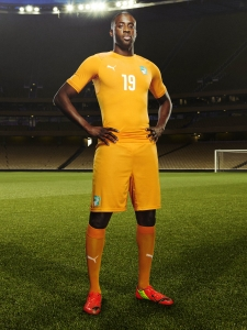 Hottest Guys in the 2014 World Cup  - Yaya Touré