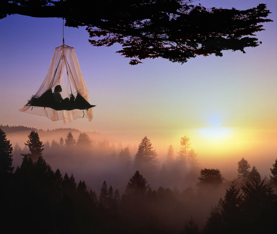 4_Extreme-mountain-c&ing & Extreme mountain camping and tree tents are the solution to your ...