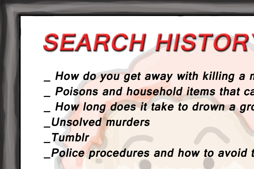 Signs of a serial killer